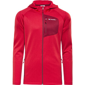 Columbia Jackson Creek II - Veste Homme - rouge
